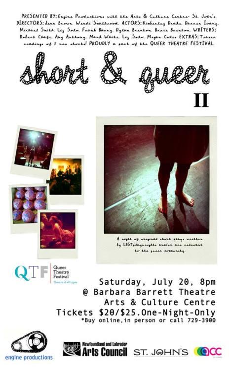 short & queer II