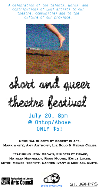poster queer fest 2012